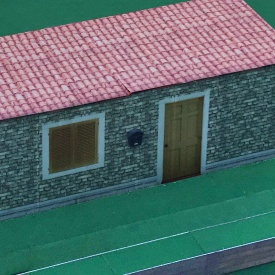 chalet on the roof 2