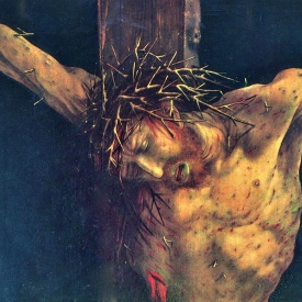 Matthias_Grünewald_The_Crucifixion_d
