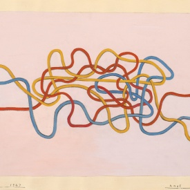 Anni Albers, Knot, 1947 r