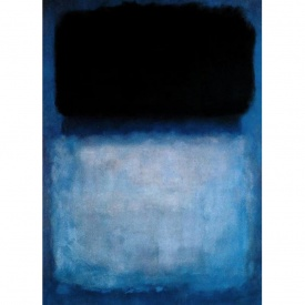Mark Rothko, Green on Blue, 1956 3d