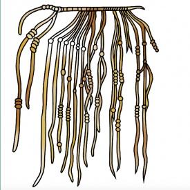 Quipus, The Inca Language of Knots