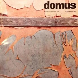 Bruce Hpper, Effetti della vernice scrostata su una roulotte, Domus, 1956 copia