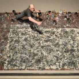 951923a83597e7db3def99b660cf0fa3title - A Live Jackson Pollock Restoration Reveals Fascinating New Discoveries - Galerie