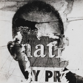 Dennis Hopper, Torn Poster (Elect), 1965 copia