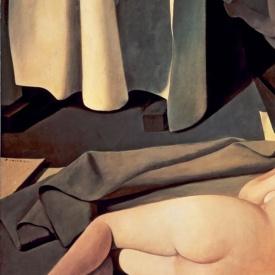 Felice Casorati, Meriggio, 1923, Museo Revoltella, Trieste d