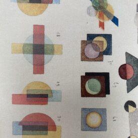 Ivan Kliun, Decostructing Images according to Decorative and Organic Principles, 1942_0733