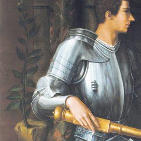 Giorgio Vasari, Alessandro de' Medici, 1534 rd