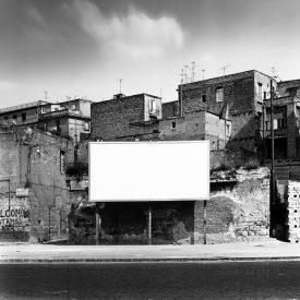 Mimmo Jodice, Vedute di Napoli, Opera 57 (Via Marina) 1980 r